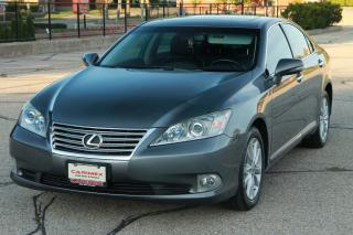 Used 2012 Lexus ES 350 LOW KMs | NO Accidents | CERTIFIED for sale in Waterloo, ON