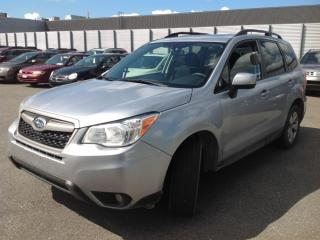 Used 2015 Subaru Forester 2.5i Touring Package MANUAL | AWD | CERTIFIED for sale in Waterloo, ON