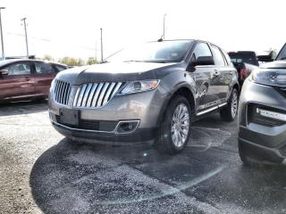 Used 2012 Lincoln MKX AWD, Accident Free Luxury at it's Best for sale in Orangeville, ON