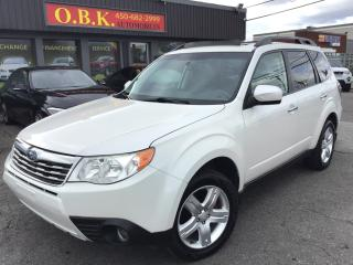 Used 2010 Subaru Forester NAVIGATION-TOIT OUVRANT-AWD-CUIR- for sale in Laval, QC