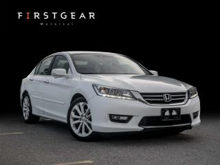 Used 2015 Honda Accord Sedan Touring for sale in Toronto, ON