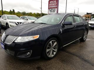 Used 2009 Lincoln MKS NAVIGATION !!  SUNROOF !!  REAR CAMERA !! for sale in Cambridge, ON