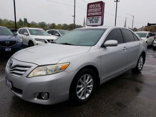 Used 2010 Toyota Camry XLE V6 BLUE TOOTH !! SUNROOF !! LEATHER !! for sale in Cambridge, ON