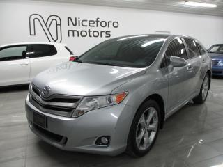 Used 2015 Toyota Venza LOW KM - XLE, V6, AWD, NAVI, LEATHER - for sale in Oakville, ON