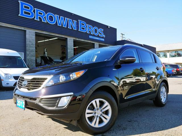 2012 Kia Sportage LX, LOCAL, HTD SEATS, BLUETOOTH