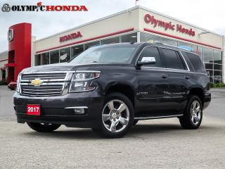 Used 2017 Chevrolet Tahoe Premier for sale in Guelph, ON