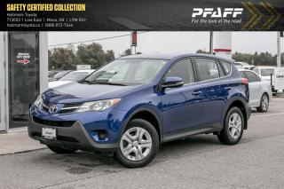 Used 2014 Toyota RAV4 FWD LE for sale in Orangeville, ON