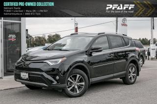 Used 2018 Toyota RAV4 AWD SE for sale in Orangeville, ON