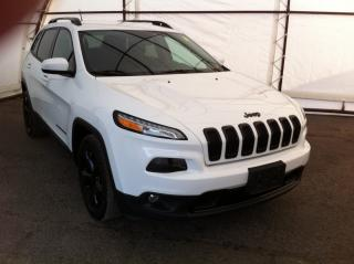 Used 2015 Jeep Cherokee North ALTITUDE PACKAGE, REVERSE CAMERA, 8.4 TOUCH SCREEN, COLD WEATHER GROUP, 18