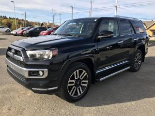 Used 2015 Toyota 4Runner 4RM 4 portes V6 LIMITED 5 pass for sale in Val-David, QC