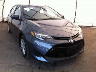 Used 2019 Toyota Corolla LE REVERSE CAMERA, HANDSFREE BLUETOOTH, ACTIVE LANE DEPART, HEATED SEATS, ADAPTIVE CRUISE CONTROL for sale in Ottawa, ON