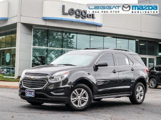 Used 2016 Chevrolet Equinox LS-AWD, BLUETOOTH, HEATED SEATS, REAR CAMERA for sale in Burlington, ON