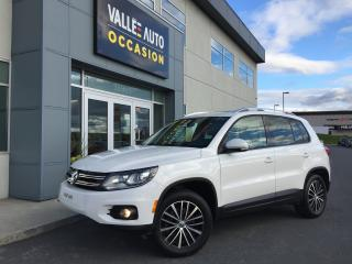 Used 2014 Volkswagen Tiguan 4MOTION 4dr Auto Comfortline for sale in St-Georges, QC