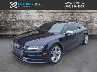 Used 2013 Audi S7 4.0T for sale in Woodbridge, ON