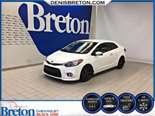 Used 2017 Kia Forte for sale in St-Eustache, QC