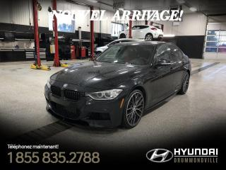 Used 2014 BMW 3 Series M PACK + M PERFORMANCE + HUD + RARE !! for sale in Drummondville, QC