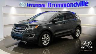 Used 2015 Ford Edge SEL + AWD + CAMERA + BLUETOOTH + MAGS !! for sale in Drummondville, QC