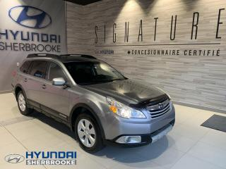 Used 2011 Subaru Outback 2.5i SPORT+AWD+TOIT+SIÈGES CHAUFF+BLUETO for sale in Sherbrooke, QC