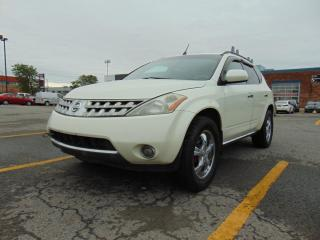 Used 2006 Nissan Murano 4 portes SL, traction intégrale, boîte a for sale in St-Eustache, QC