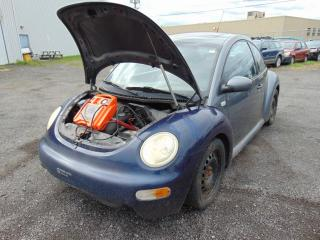 Used 2002 Volkswagen New Beetle for sale in St-Eustache, QC