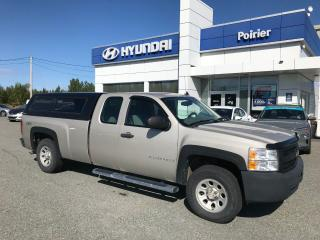 Used 2009 Chevrolet Silverado 1500 Base 4x4 4x4 for sale in Val-D'or, QC