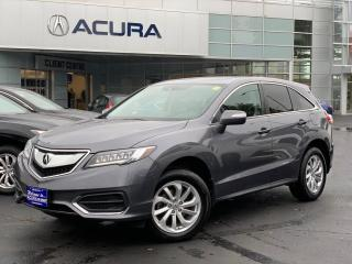 Used 2017 Acura RDX Tech TECH | 1OWNER | SAVE$$ | NOACCIDENTS | BOUGHTHERE for sale in Burlington, ON