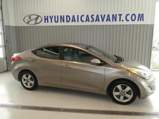 Used 2012 Hyundai Elantra GLS for sale in St-Hyacinthe, QC