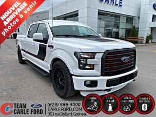 Used 2016 Ford F-150 Ford F-150 S/Crew Lariat 2016 Spécial éd for sale in Gatineau, QC