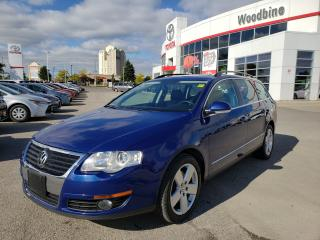 Used 2009 Volkswagen Passat 2.0T Comfortline One owner | Komfort | Wagon utility for sale in Etobicoke, ON