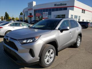 New 2019 Toyota RAV4 LE for sale in Etobicoke, ON