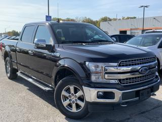 Used 2018 Ford F-150 Lariat for sale in Midland, ON