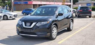 Used 2017 Nissan Rogue for sale in Burlington, ON