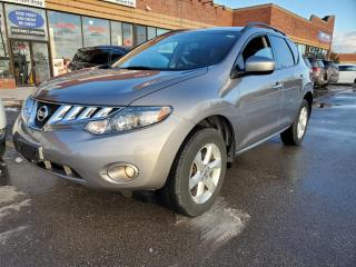 Used 2010 Nissan Murano AWD 4dr SL for sale in Scarborough, ON