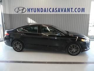 Used 2013 Ford Fusion Titanium for sale in St-Hyacinthe, QC