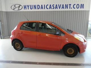 Used 2007 Toyota Yaris LE for sale in St-Hyacinthe, QC