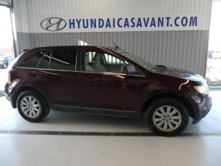 Used 2010 Ford Edge Limited AWD for sale in St-Hyacinthe, QC