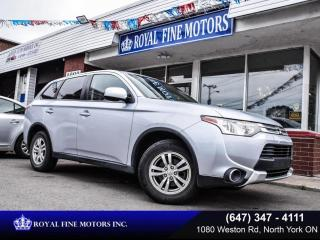 Used 2015 Mitsubishi Outlander for sale in Toronto, ON