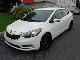 Used 2015 Kia Forte 1.8L LX+ * BLUETOOTH * BANCS CHAUFFANTS * for sale in Ste-Julie, QC