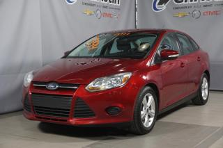 Used 2013 Ford Focus SE BLUETOOTH SIEGE CHAUFFANT MAG for sale in Montréal, QC