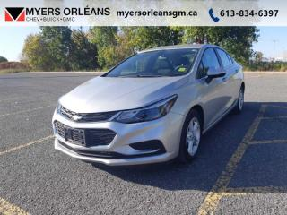 Used 2016 Chevrolet Cruze LT for sale in Orleans, ON