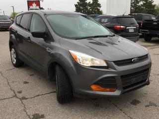 Used 2014 Ford Escape S | Local Trade | Remote Keyless Entry for sale in Harriston, ON
