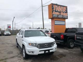 Used 2013 Honda Ridgeline TOURING**ONLY 180KMS**LEATHER**SUNROOF**CERTIFIED for sale in London, ON