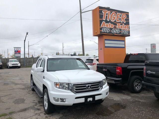 2013 Honda Ridgeline TOURING**ONLY 180KMS**LEATHER**SUNROOF**CERTIFIED