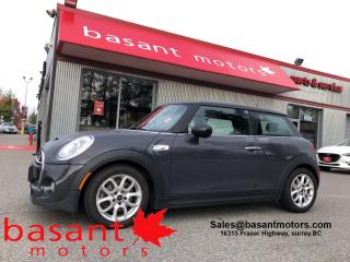 Used 2015 MINI Cooper Hardtop S, Leather, Sunroof, Heated Seats!! for sale in Surrey, BC