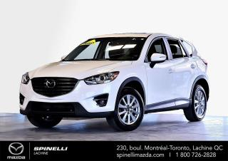 Used 2016 Mazda CX-5 GS AWD GPS TOIT OUVRANT PREMIER PAIEMENT EN 3 MOIS CX-5 GS 2016 AWD for sale in Lachine, QC