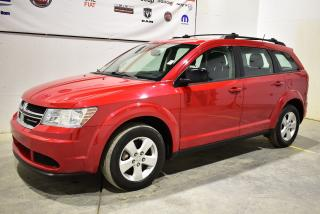 Used 2016 Dodge Journey SXT 5 passagers+ Bluetooth for sale in Sherbrooke, QC