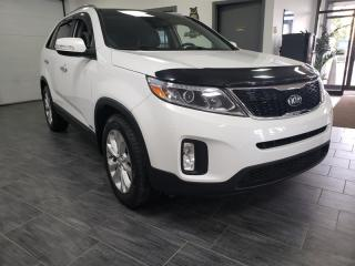 Used 2014 Kia Sorento EX AWD V6 CUIR PAN  ROOF CAM for sale in Châteauguay, QC