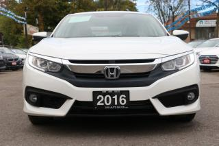 Used 2016 Honda Civic EX-T for sale in Brampton, ON