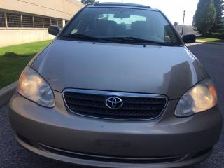 Used 2008 Toyota Corolla LE for sale in Scarborough, ON