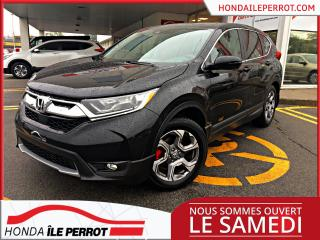 Used 2017 Honda CR-V EX,Traction intégrale, WOW  **19673 KM* for sale in Île-Perrot, QC